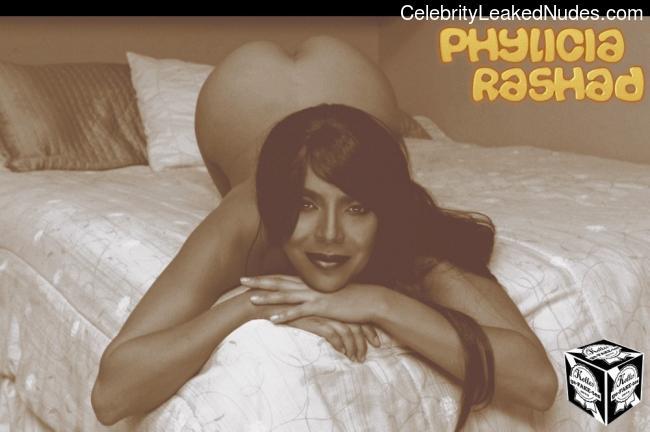 Rashad fakes phylicia nude