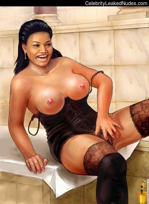 Naked Celebrity Queen Latifah 1 pic