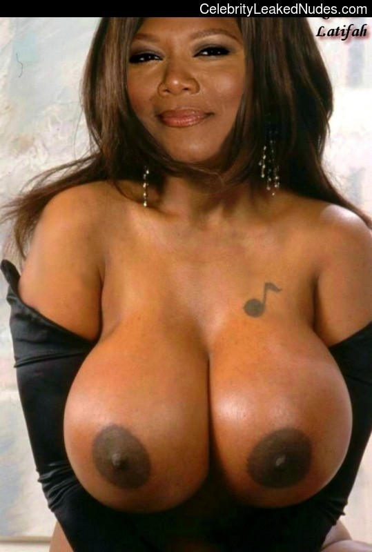 Free Nude Celeb Queen Latifah 5 pic