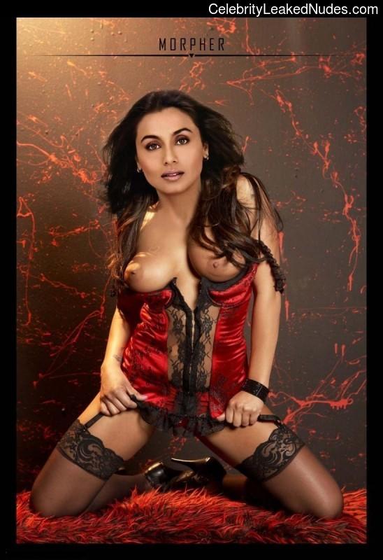 Naked Celebrity Pic Rani Mukerji 9 pic