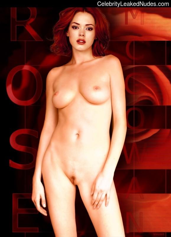 Rose McGowan celeb nude