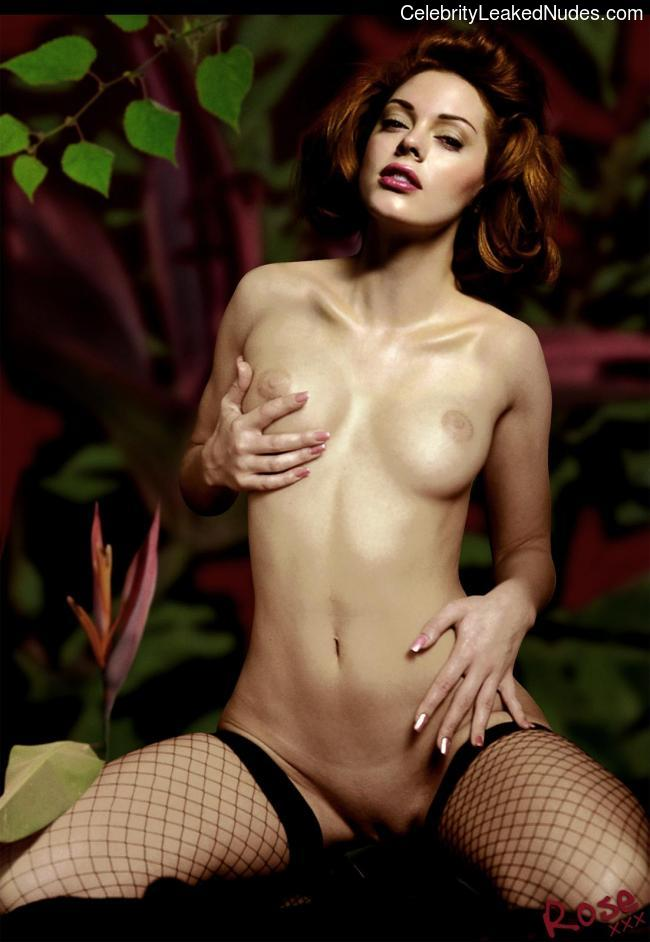 Nude pictures of rose mcgowan