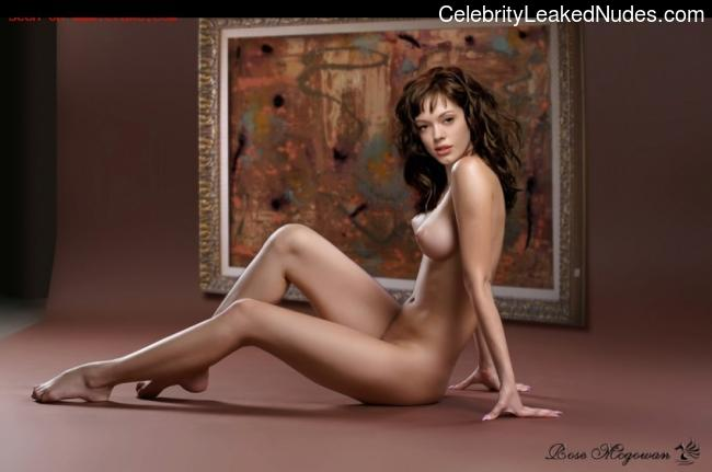 celeb nude Rose McGowan 17 pic