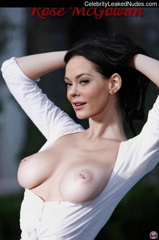 Nude Celeb Rose McGowan 5 pic