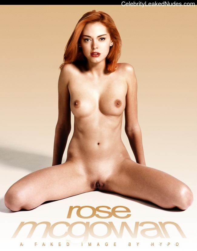 Fake rose mcgowan porn