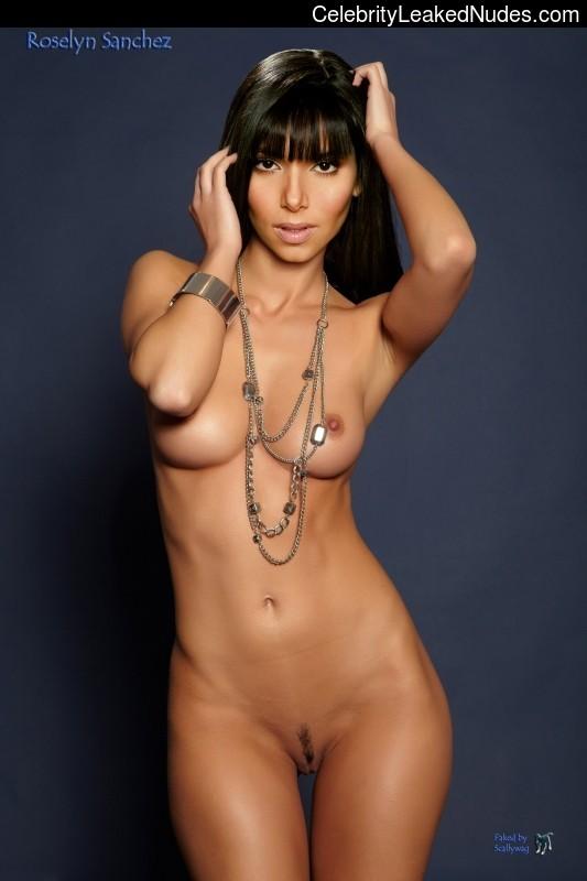 Roselyn Sanchez nude