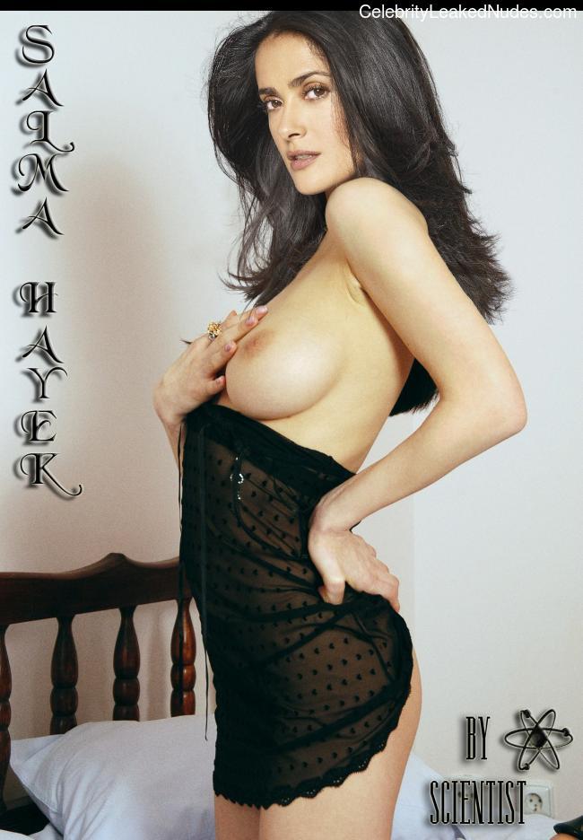 Free Nude Celeb Salma Hayek 17 pic