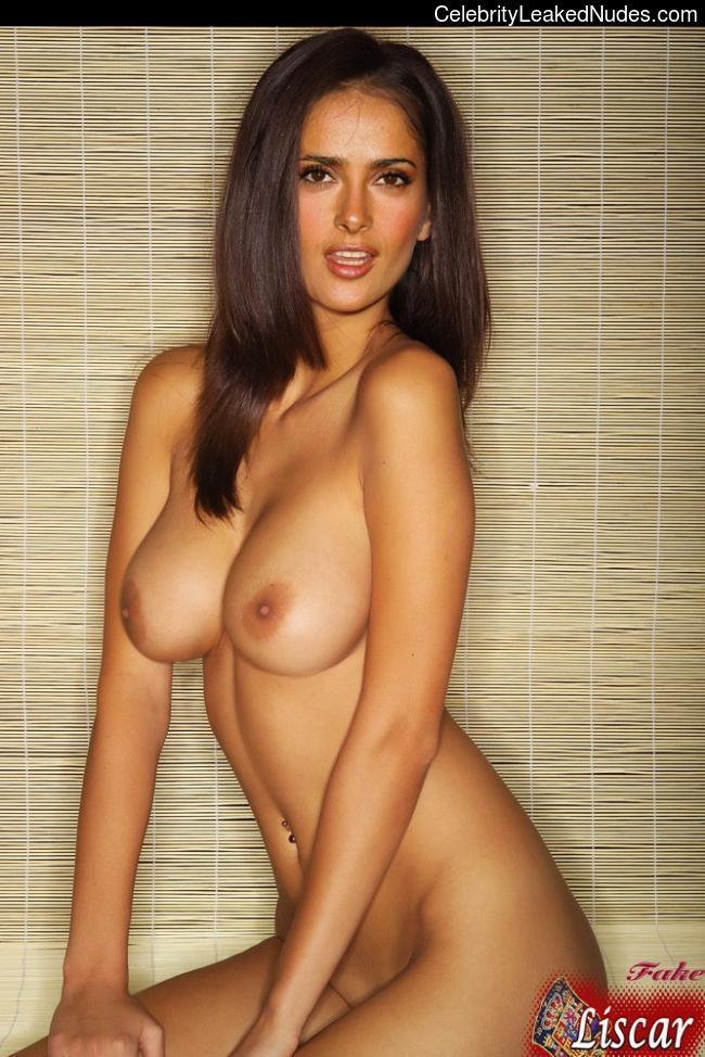 Nude Celeb Pic Salma Hayek 2 pic