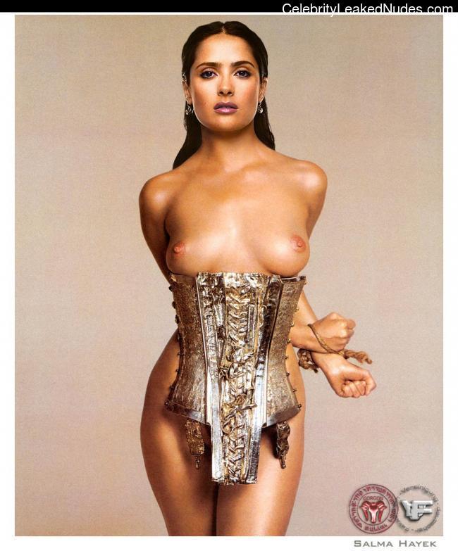 Naked Celebrity Pic Salma Hayek 22 pic