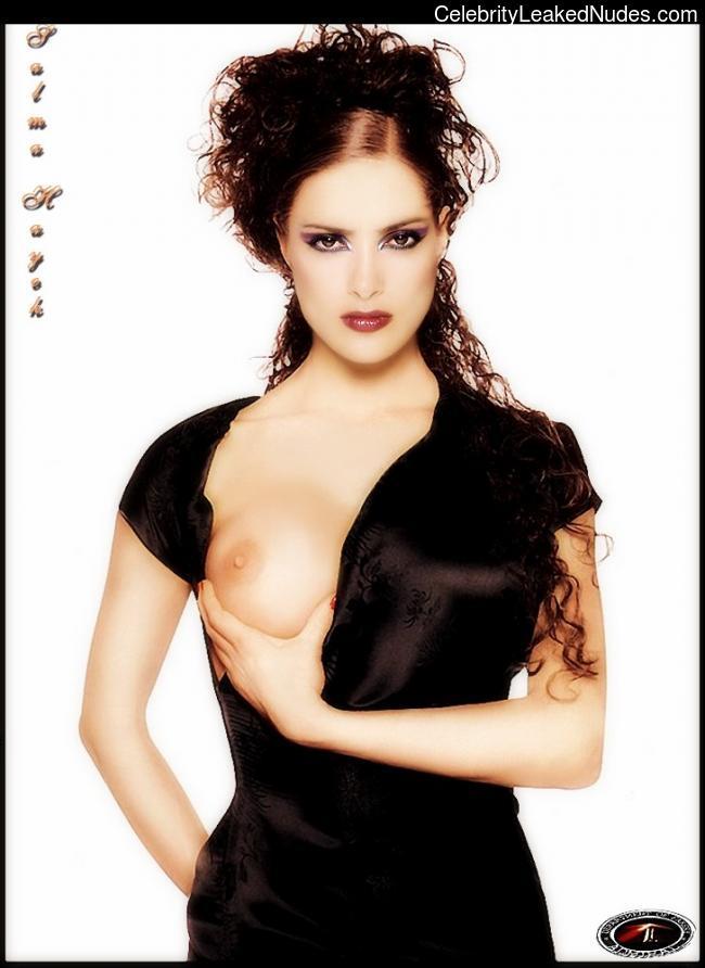 best salma hayek fake nudes