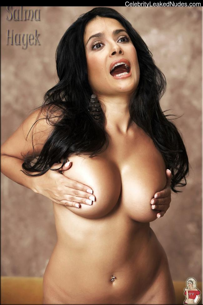 Real Celebrity Nude Salma Hayek 27 pic
