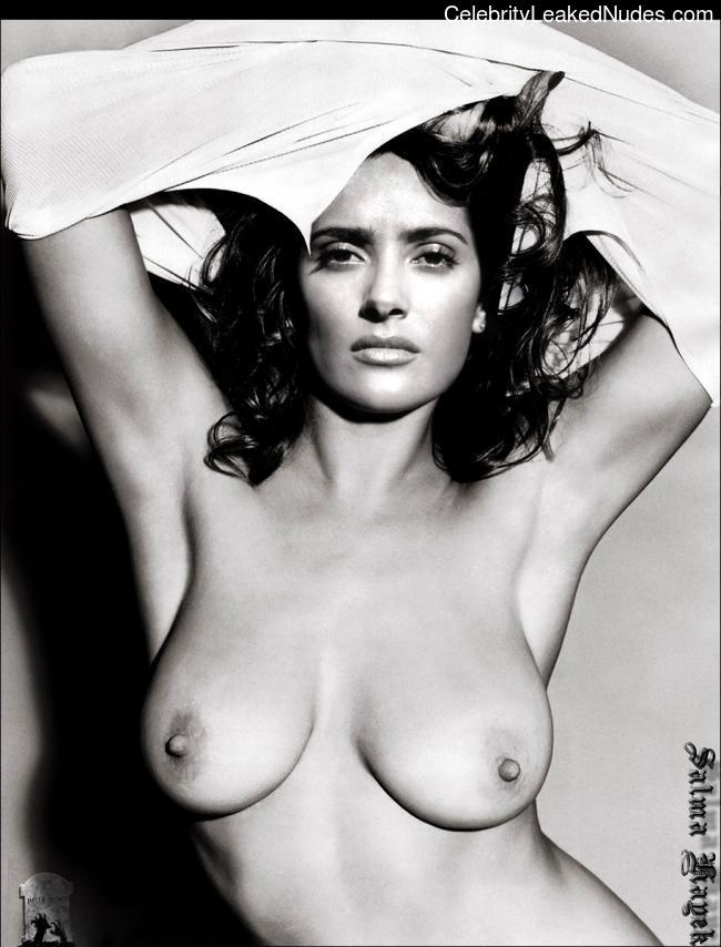 naked Salma Hayek 5 pic