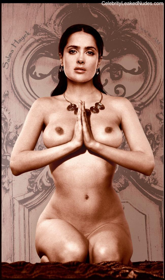 Excellent Salma hayek nude leaked pics