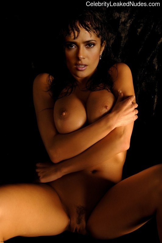 nude celebrities Salma Hayek 19 pic