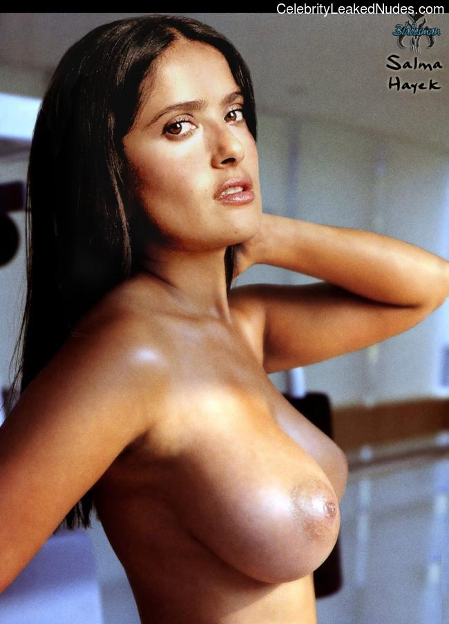 nude pics of selma hayek № 75940