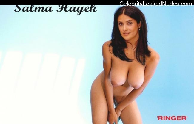 nude celebrities Salma Hayek 5 pic