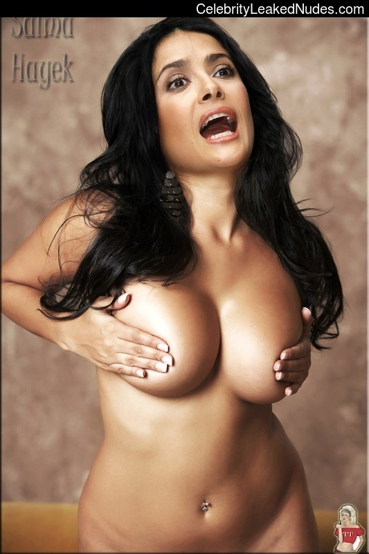 Nude Celeb Salma Hayek 15 pic