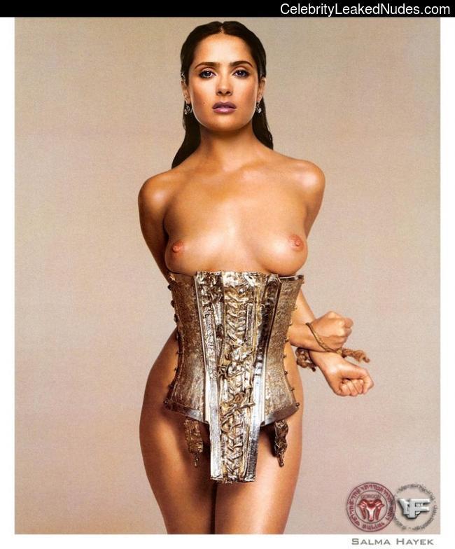 Naked Celebrity Pic Salma Hayek 18 pic