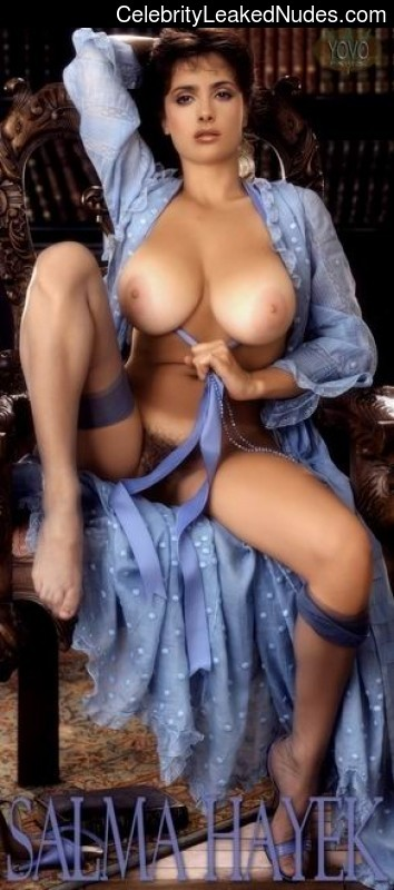 fake nude celebs Salma Hayek 2 pic