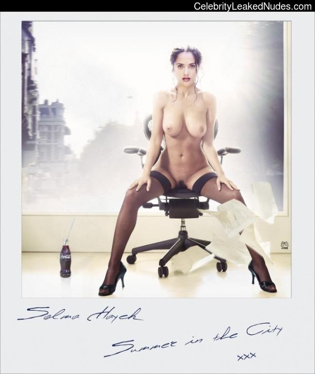 Celebrity Nude Pic Salma Hayek 24 pic