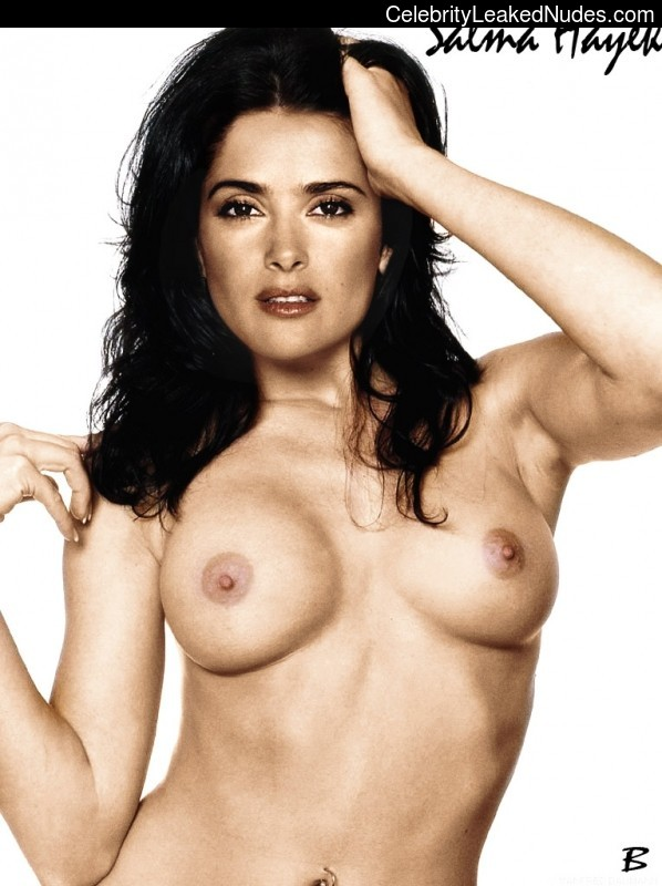 Nude pictures of selma hayek