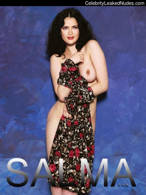 Celebrity Nude Pic Salma Hayek 3 pic