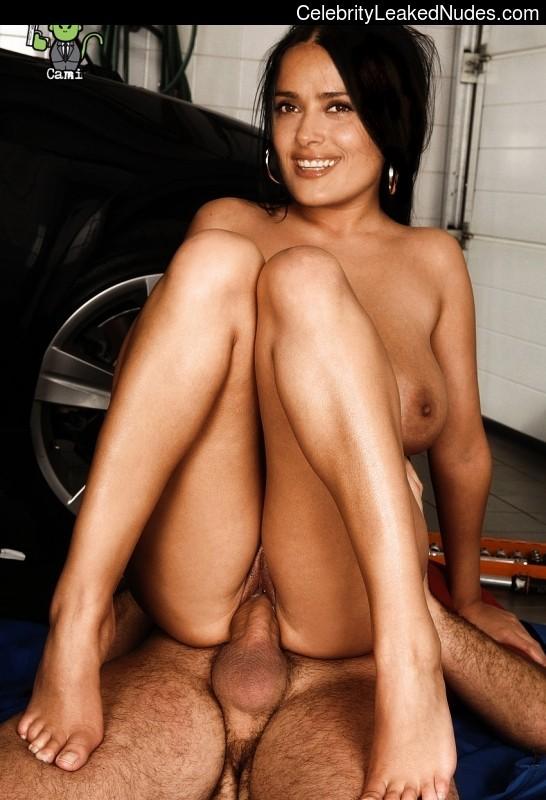 Celebrity Naked Salma Hayek 4 pic