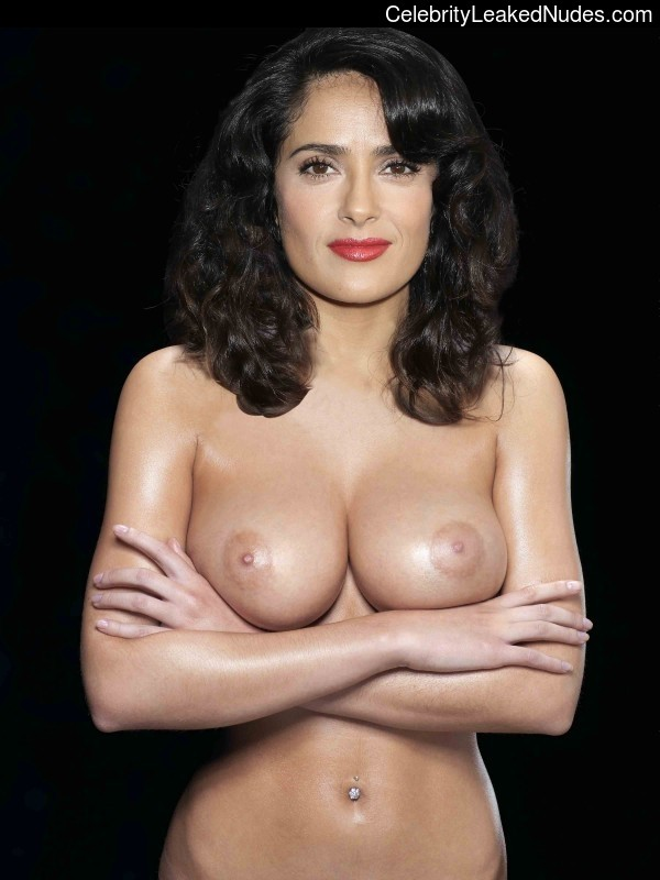 Celebrity Leaked Nude Photo Salma Hayek 1 pic