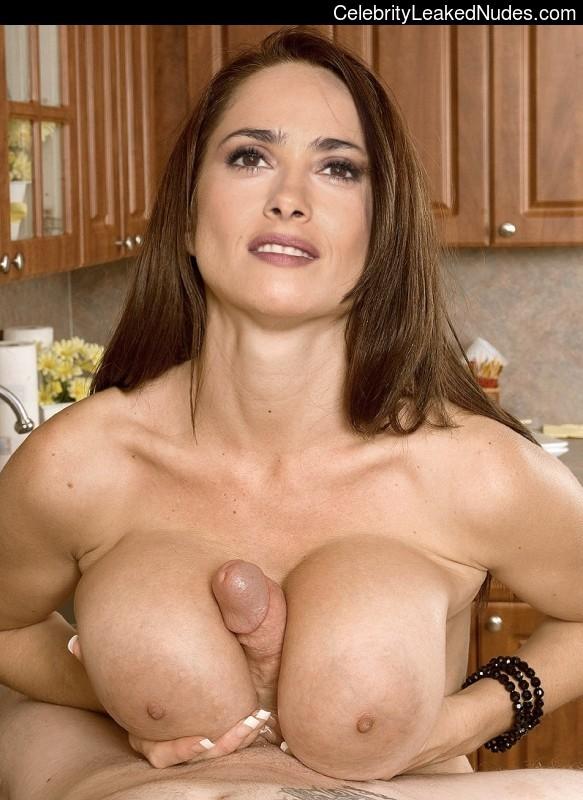 Best Celebrity Nude Salma Hayek 13 pic