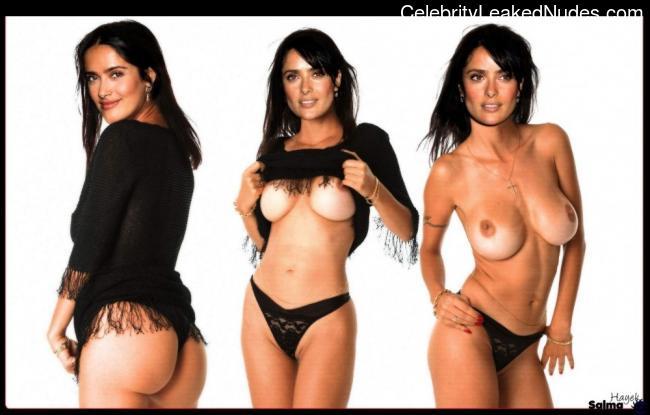 Naked Celebrity Salma Hayek 20 pic