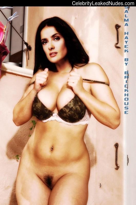 Celebrity Nude Pic Salma Hayek 4 pic