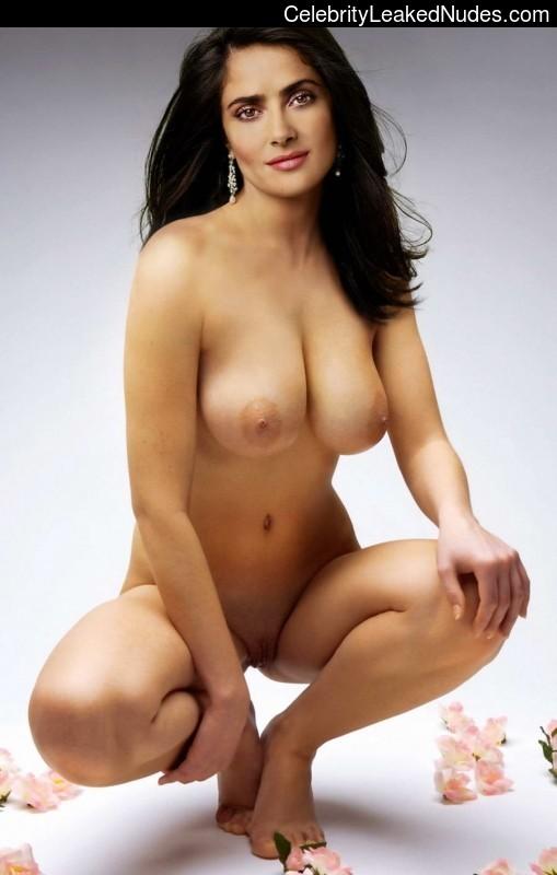 Hot Naked Celeb Salma Hayek 5 pic