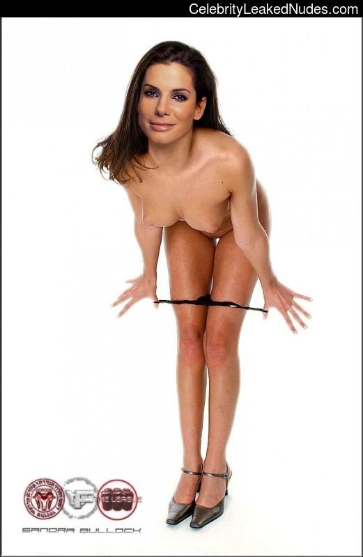 Free Nude Celeb Sandra Bullock 2 pic