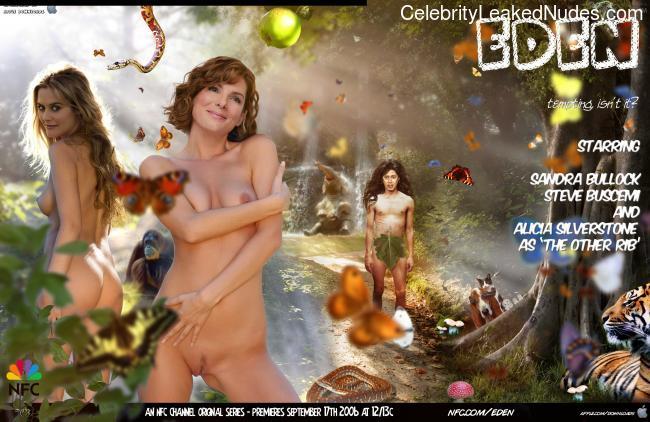 Celebrity Nude Pic Sandra Bullock 10 pic