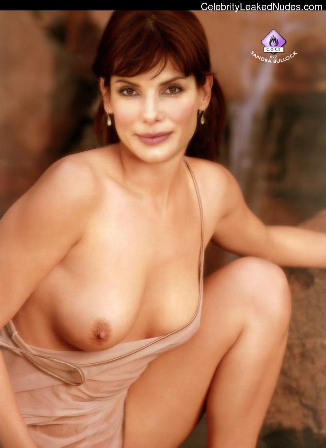 Newest Celebrity Nude Sandra Bullock 23 pic