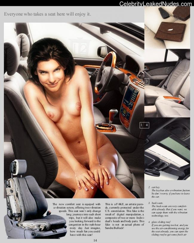Celeb Nude Sandra Bullock 27 pic
