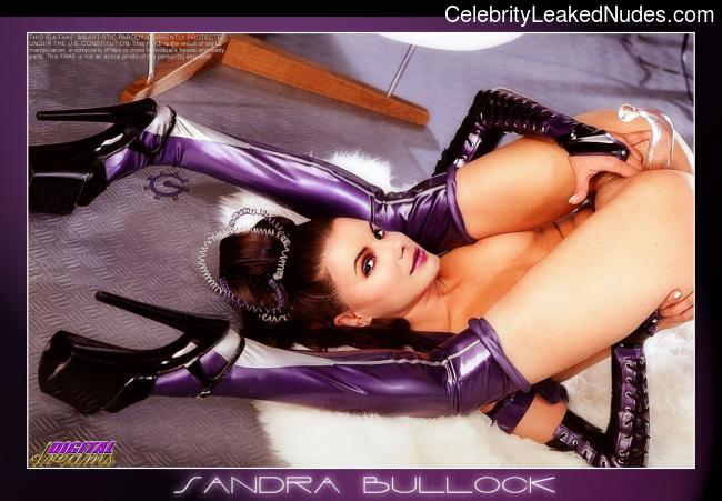 Real Celebrity Nude Sandra Bullock 3 pic