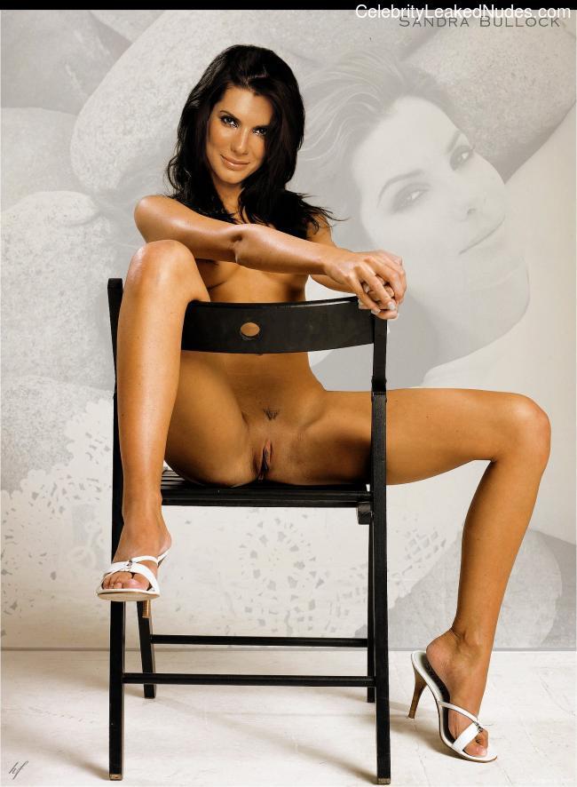 Naked Celebrity Pic Sandra Bullock 8 pic