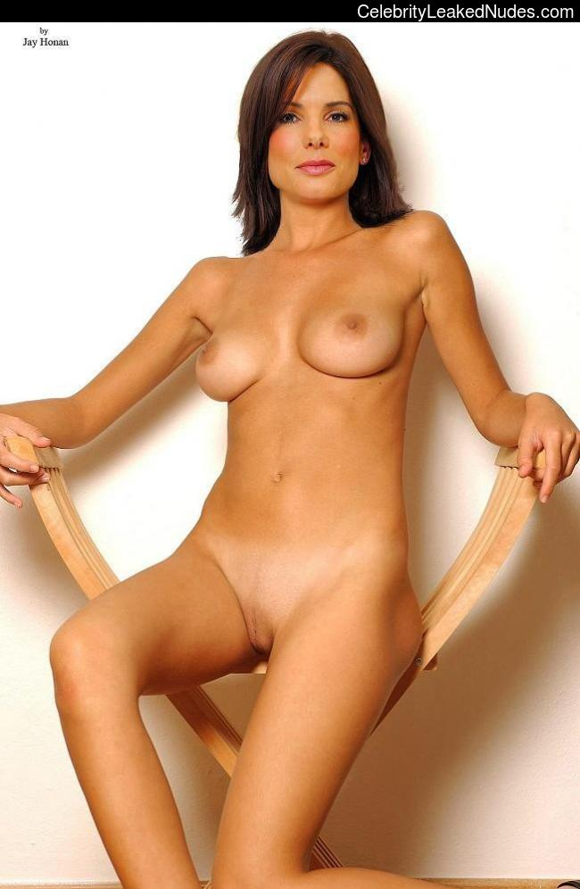 Celebrity Leaked Nude Photo Sandra Bullock 9 pic
