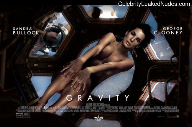 Sandra Bullock celebrity naked
