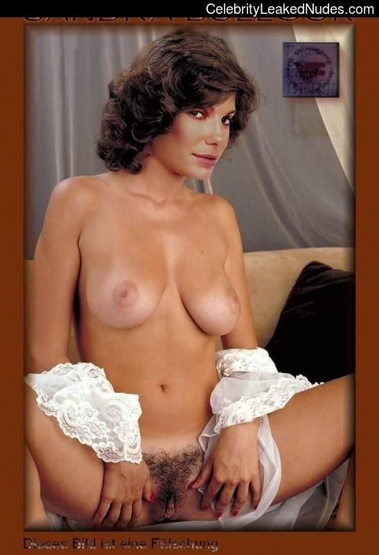 Celeb Naked Sandra Bullock 12 pic