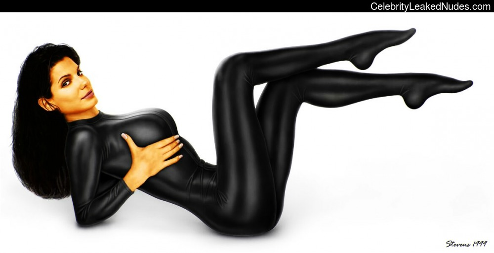 naked Sandra Bullock 9 pic