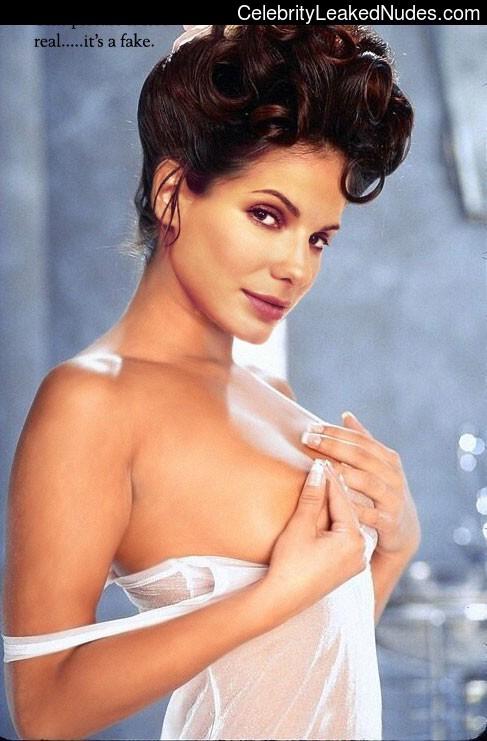 Celebrity Nude Pic Sandra Bullock 17 pic