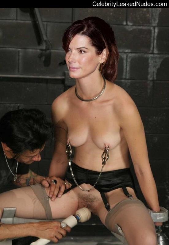 Celeb Naked Sandra Bullock 2 pic