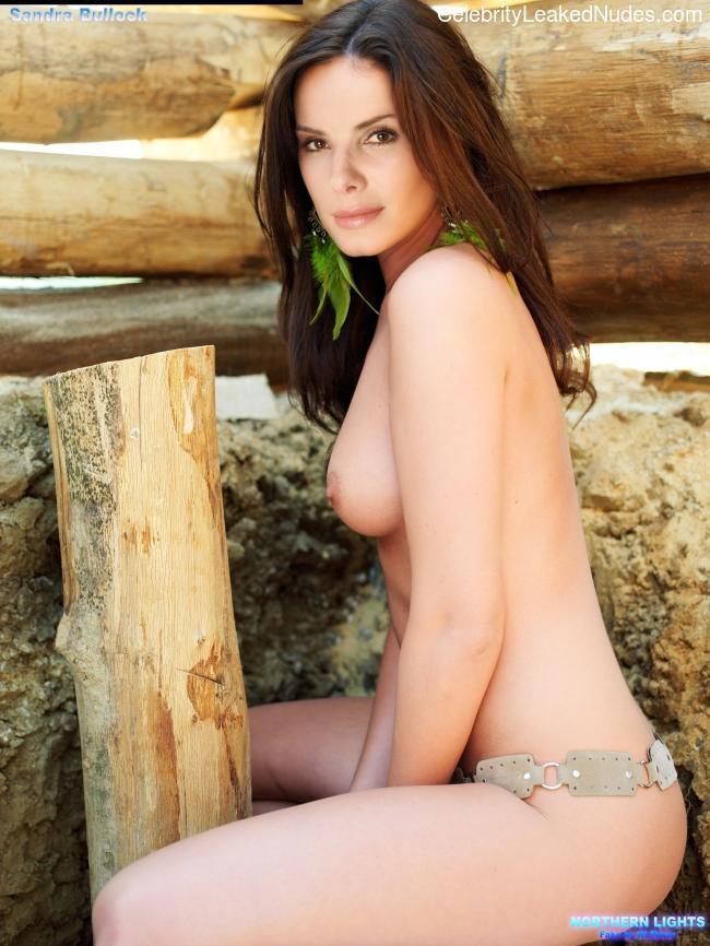 Celebrity Nude Pic Sandra Bullock 27 pic