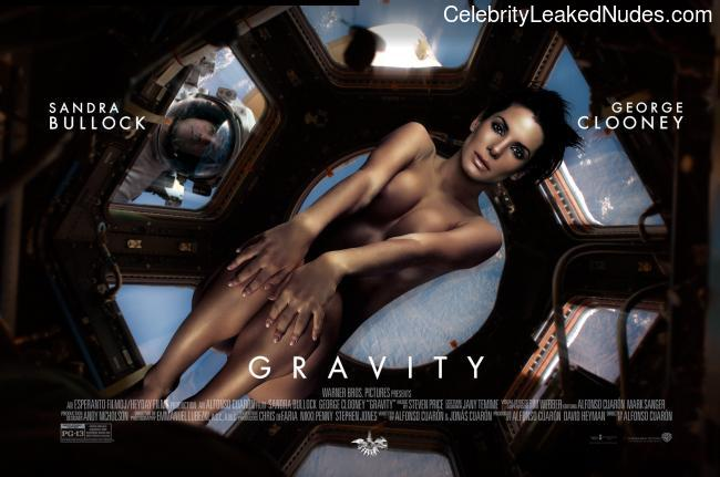 Newest Celebrity Nude Sandra Bullock 4 pic