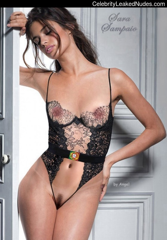 Sara Sampaio nude celebrities