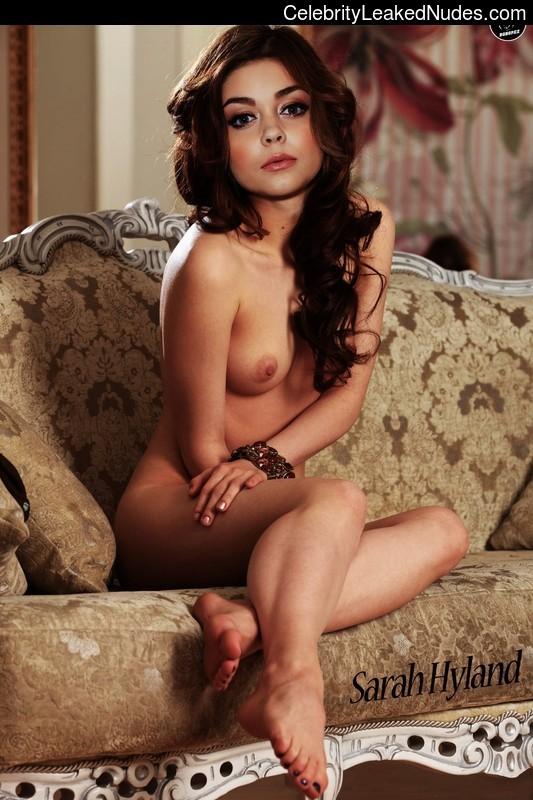 Celeb Nude Sarah Hyland 3 pic
