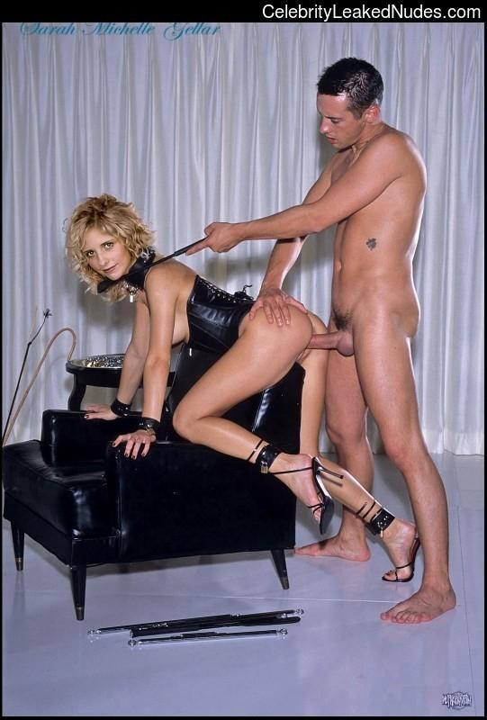 Nude Celeb Sarah Michelle Gellar 14 pic