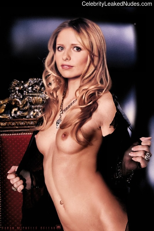 Famous Nude Sarah Michelle Gellar 20 pic